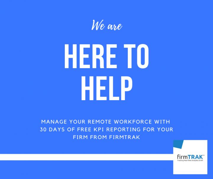 Free Help from FirmTRAK